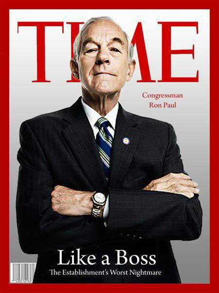 Ron Paul on How Congress Rolled Over in 1913 And Beyond [2007]