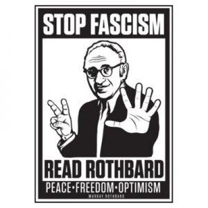 rothbard fascism