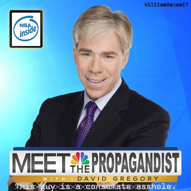 MEET THE PROPAGANDIST