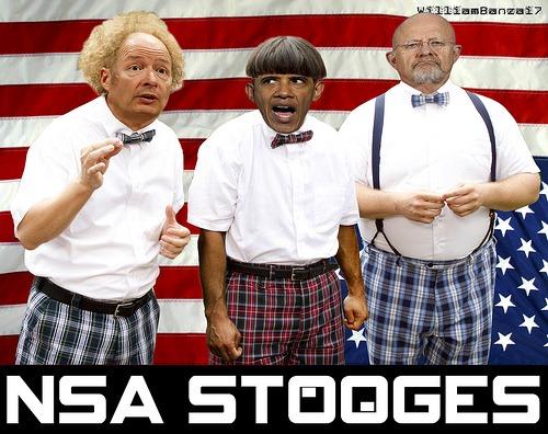 NSA STOOGES