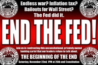 Don't Be Fooled by the Federal Reserve's Anti-Audit Propaganda