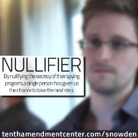 Edward Snowden: Nullifier