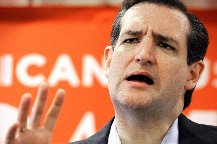 'Carpet Bomber' Cruz: Libertarian or Neocon?