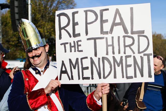 A Misguided Third Amendment Case In Nevada