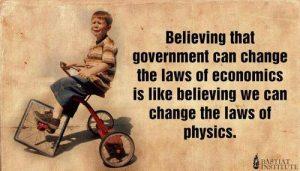 bastiat statism economics