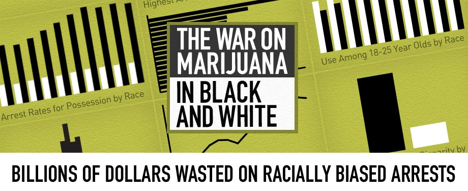 Billions of Dollars Wasted on Racially Biased Arrests