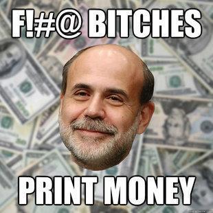 Bernanke: A Tenure of Failure