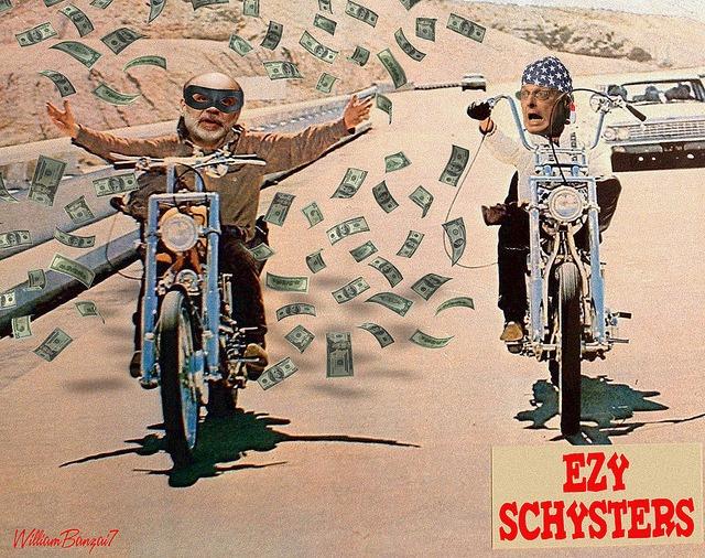 EZY SHYSTERS