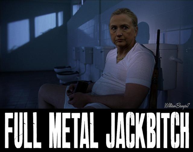 FULL METAL JACKBITCH