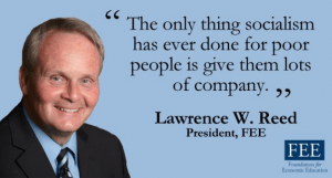 Lawrence Reed on the Seven Principles of Sound Public Policy