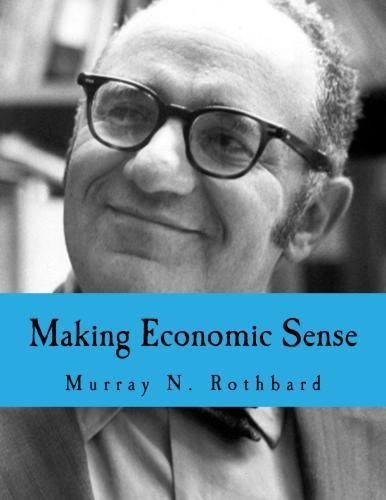 Making Economic Sense- Rothbard (book)