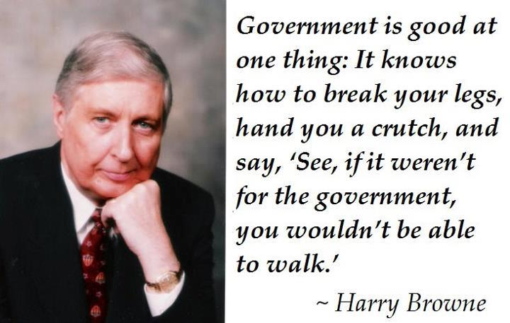 Harry Browne's Social Security Solution