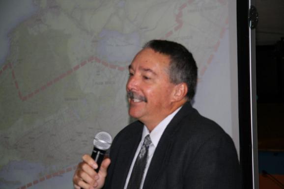Regional CzarMichael Busha Wants Influence in Private Railroad
