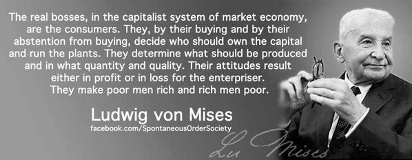 How Free Markets Enhance Freedom of Choice