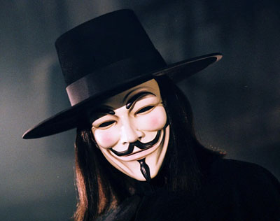 EXCLUSIVE: Florida cop arrested for refusing to remove Guy Fawkes SPEAKS OUT