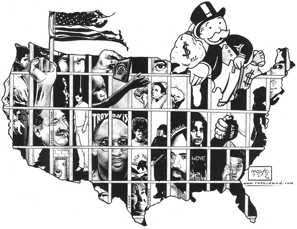 An Example of What the Free Market is Not: Prison Industrial Complex