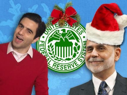 All I Want for Christmas is U… (Remy's Holiday Ode to a Sound Monetary Policy)