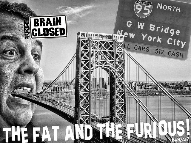 THE FAT AND THE FURIOUS