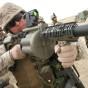 grenade launcher police