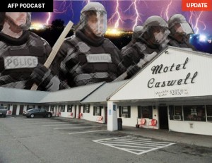 Behind the Scenes of the Caswell Forfeiture Victory