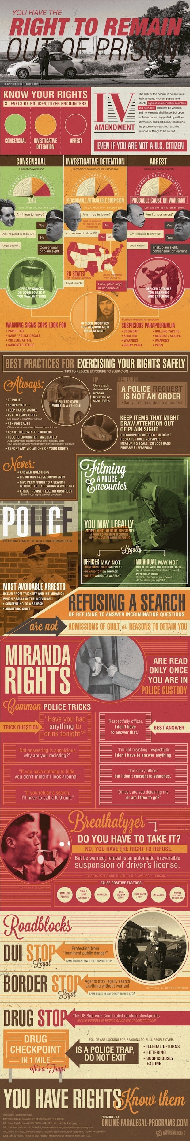 Know Your Rights When Interacting With a Police Officer