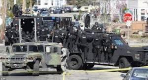 paramilitary boston