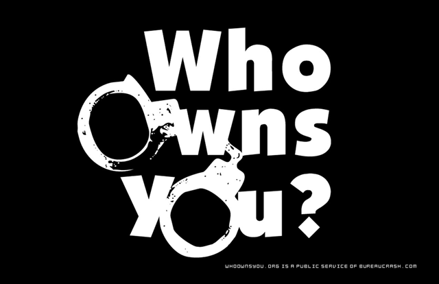 Who Owns You? You or the State?