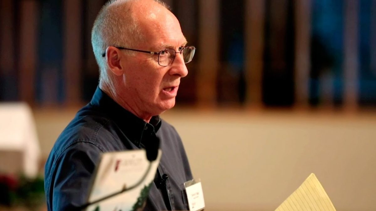 """Robert Higgs discusses """"Crisis and Leviathan"""""""