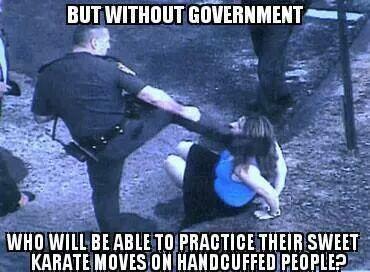 Activists Troll Police Propaganda (Video)