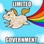 limited government unicorn