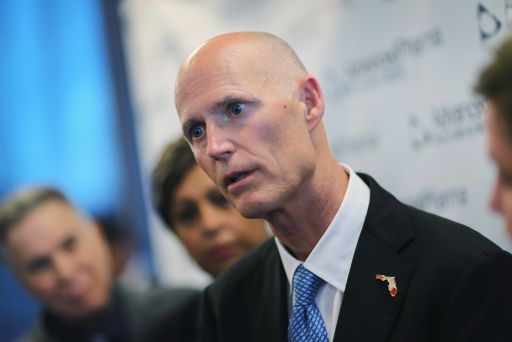 Rick Scott Touts Socialism for Second Term