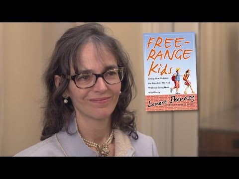 Stop Criminalizing Parenting: Free Range Kids' Lenore Skenazy on Fears over Child Safety