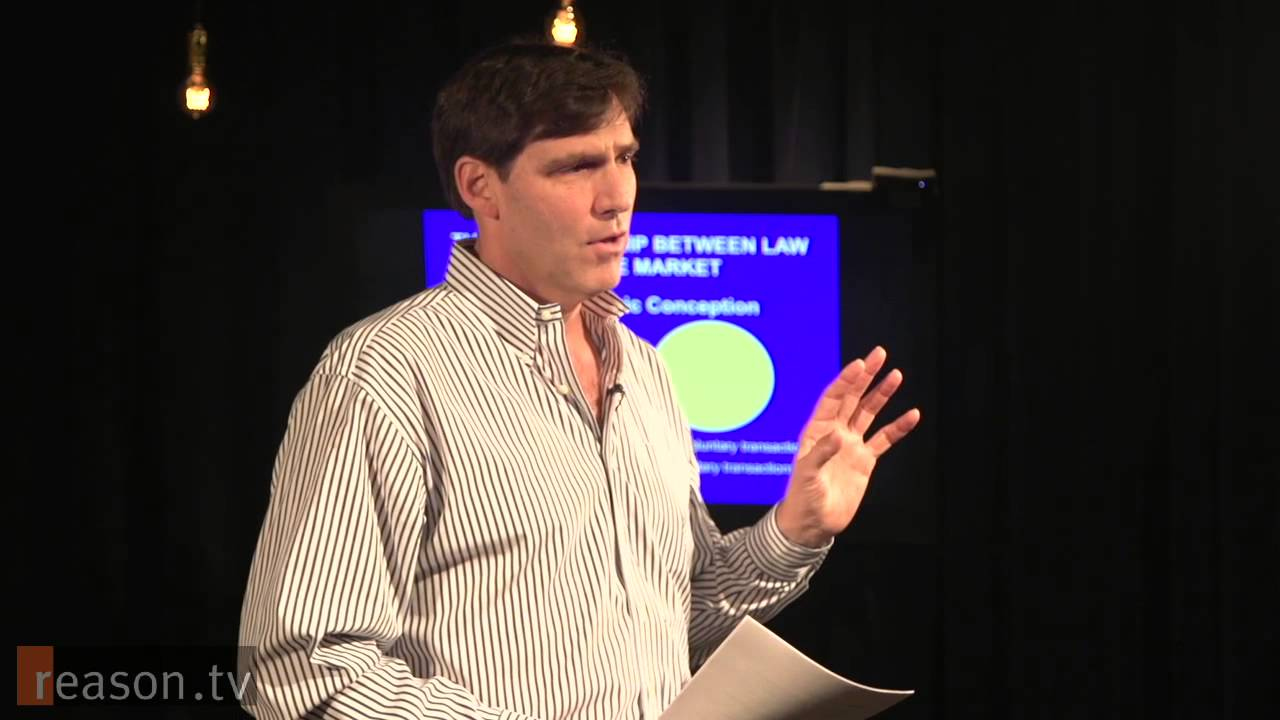 John Hasnas – The Myth Of The Rule Of Law