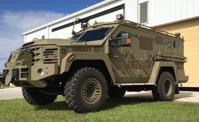 Treasure Coast Militarization Increases With Use of Stolen Money