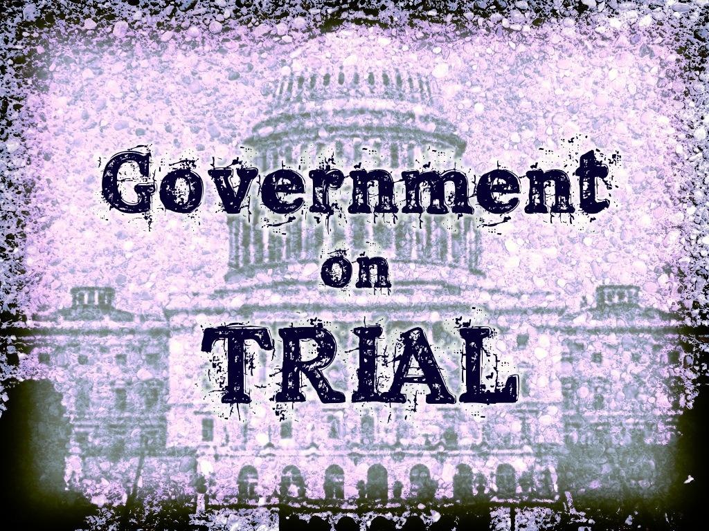 Government on Trial (Kickstarter)