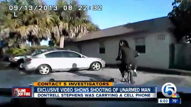 The Wild, Wild West Palm Beach Police Caught on Video