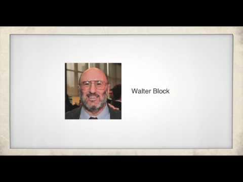 Walter Block on The Robert Wenzel Show