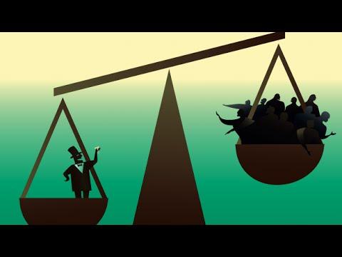 Thomas Sowell on Wealth Disparity