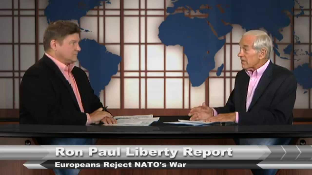 Europeans Reject NATO's War