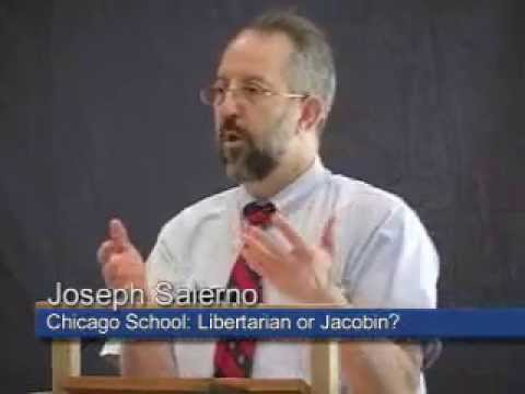 The Political Economy of the Chicago School: Libertarian or Jacobin?