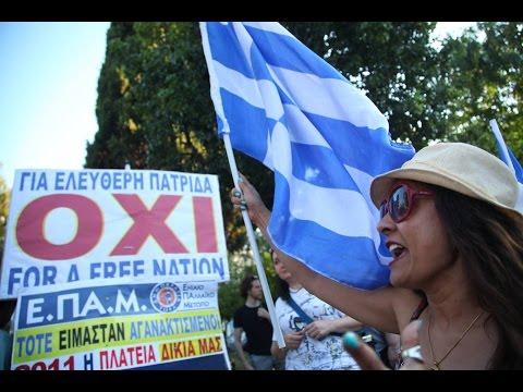Greeks Vote No: Keynesian Crisis Continues