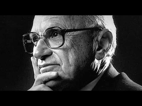 Milton Friedman – End The Drug War (VIDEO)