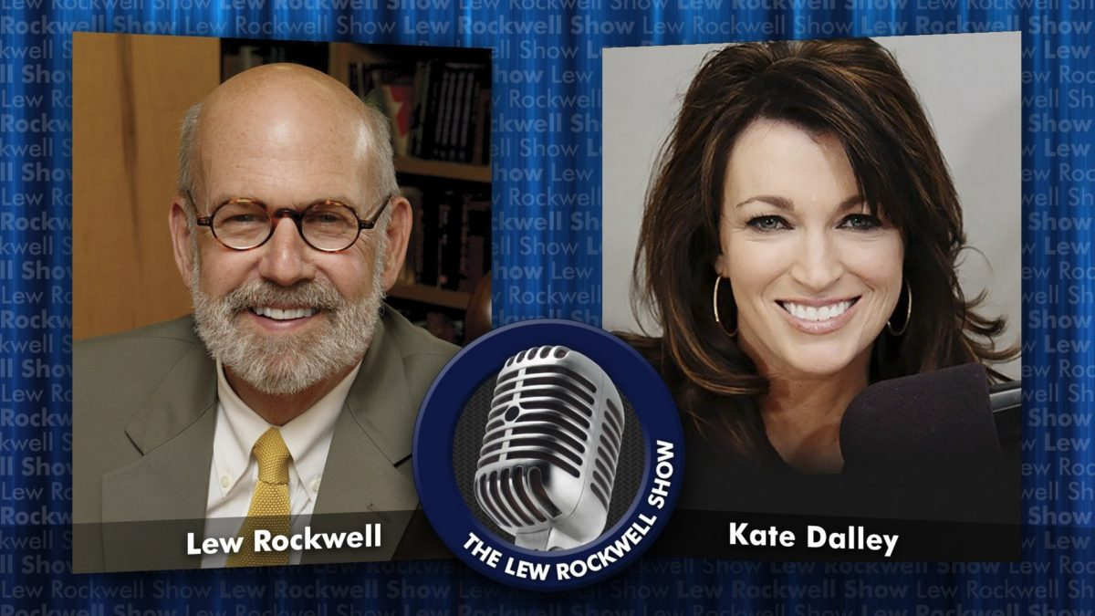 Lew Rockwell On Politics, Government, and What's Ahead