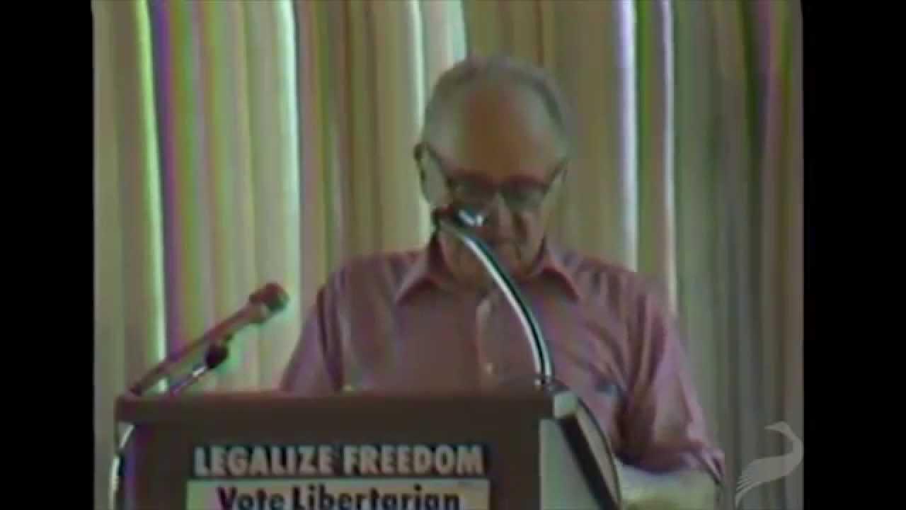 Rothbard on Mises (VIDEO)