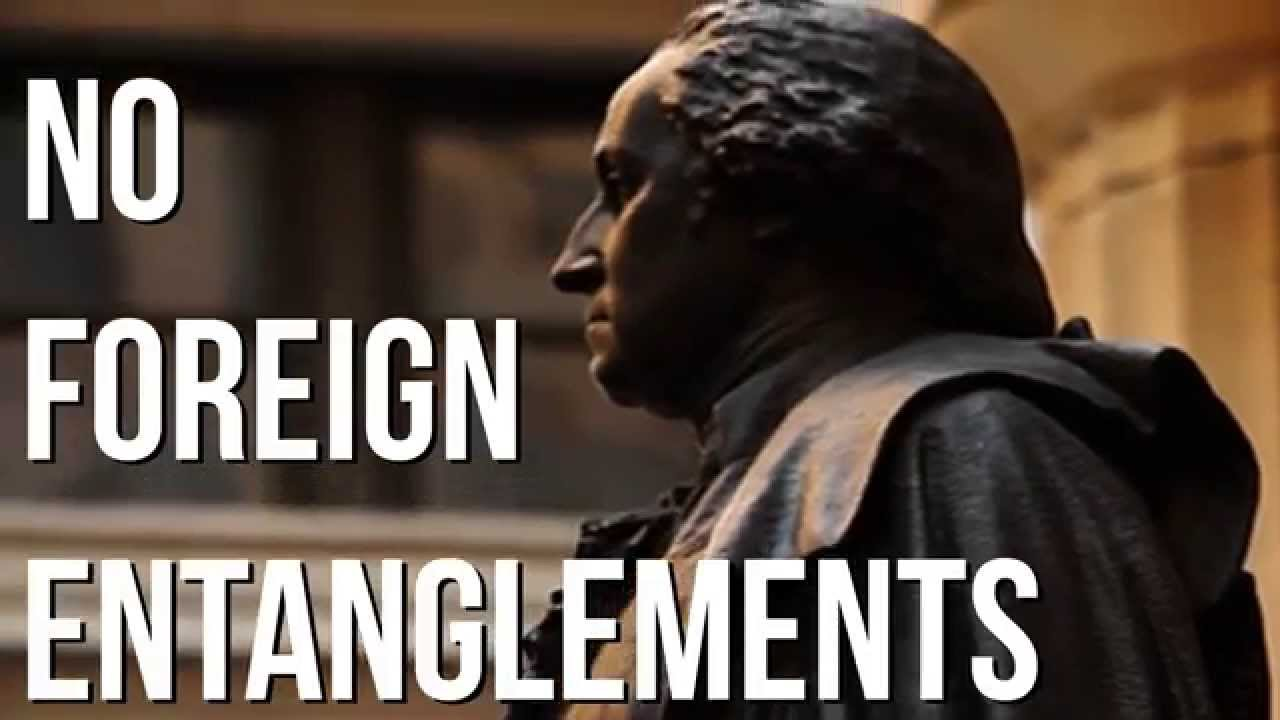 OCCUPY PEACE: No Foreign Entanglements (VIDEO)