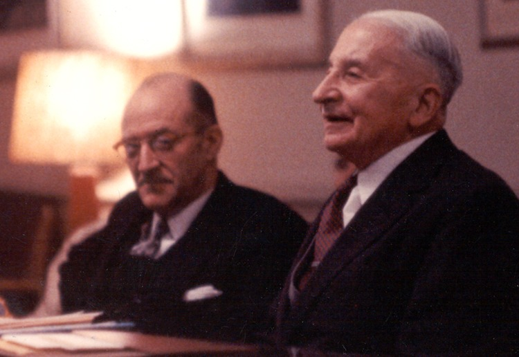 Giants of Libertarianism – Ludwig von Mises