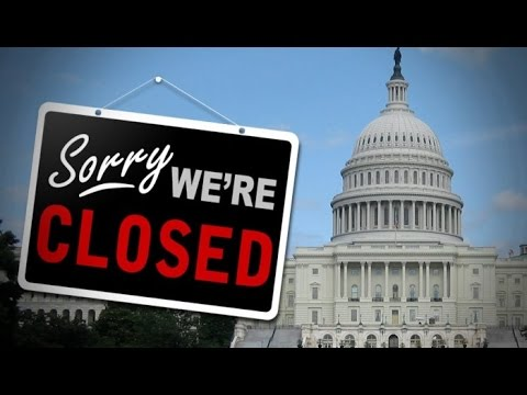 Shut Down The Government? If Only!