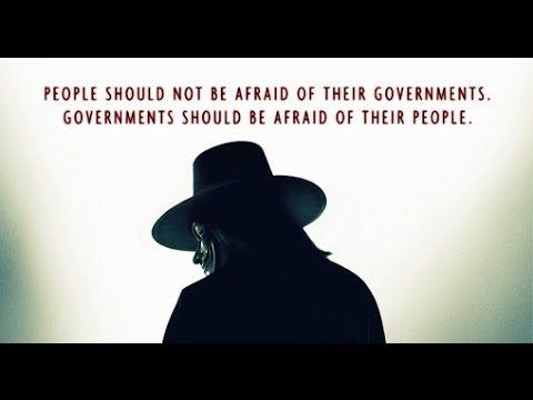 Good News: Gallup Finds Half of US Fears Government (VIDEO)
