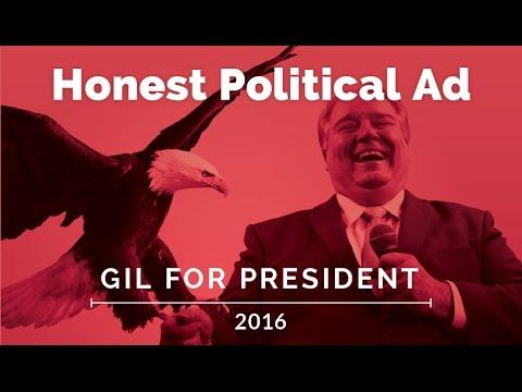 Gil Fulbright for President(VIDEO)