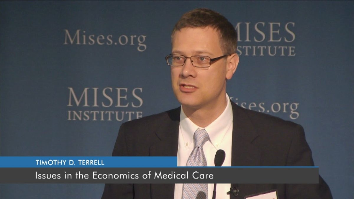 Issues in the Economics of Medical Care
